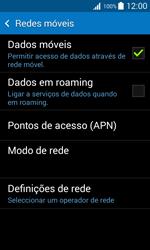Samsung Galaxy Trend 2 Lite - Internet no telemóvel - Como configurar ligação à internet -  7