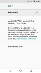 Crosscall Core X3 - Internet et connexion - Accéder au réseau Wi-Fi - Étape 6