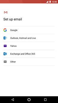 Nokia 6 (2018) - E-mail - Manual configuration - Step 8