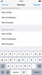 Apple iPhone 6 - iOS 11 - E-mail - Configuration manuelle - Étape 14