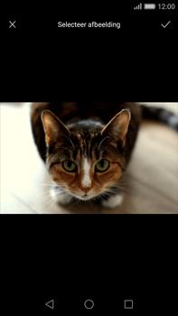 Huawei G8 - MMS - afbeeldingen verzenden - Stap 17