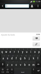 HTC One Mini - MMS - envoi d'images - Étape 3