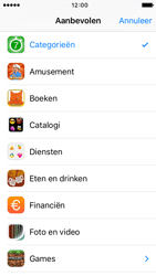 Apple iPhone 5c (iOS 9) - apps - app store gebruiken - stap 4