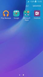 Samsung Galaxy J3 (2016) - Photos, vidéos, musique - Ecouter de la musique - Étape 3