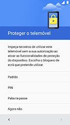 Nokia 3 - Primeiros passos - Como ligar o telemóvel pela primeira vez -  10
