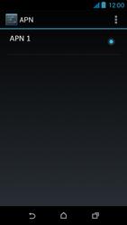 HTC Desire 310 - MMS - Configuration manuelle - Étape 7