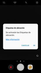 Samsung Galaxy S7 - Android Nougat - Funciones básicas - Uso de la camára - Paso 8