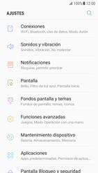 Samsung Galaxy S7 - Android Nougat - Funciones básicas - Activar o desactivar el modo avión - Paso 4