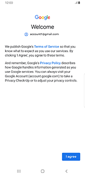 Samsung galaxy-s9-plus-android-pie - E-mail - Manual configuration (gmail) - Step 11