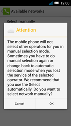 Alcatel OT-5036X Pop C5 - Network - Usage across the border - Step 8