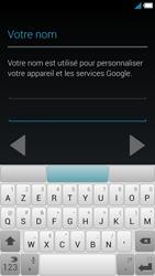 Bouygues Telecom Ultym 4 - Premiers pas - Créer un compte - Étape 7