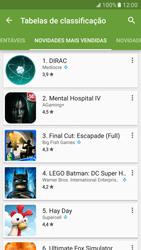 Samsung Galaxy S7 - Aplicações - Como pesquisar e instalar aplicações -  9