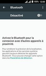 Alcatel U3 - Internet et connexion - Connexion avec un équipement multimédia via Bluetooth - Étape 6