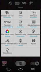 LG G2 - Funciones básicas - Uso de la camára - Paso 9