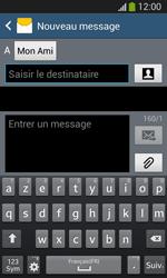 Samsung Galaxy S3 Lite (I8200) - MMS - envoi d'images - Étape 8