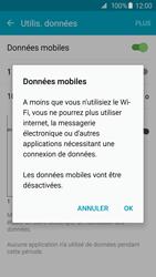 Samsung G925F Galaxy S6 Edge - Internet - activer ou désactiver - Étape 6