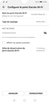 Huawei Mate 20 - Internet - comment configurer un point d'accès mobile - Étape 7