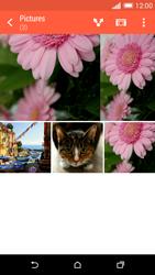 HTC Desire 820 - Photos, vidéos, musique - Envoyer une photo via Bluetooth - Étape 5