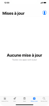 Apple iPhone XR - Applications - Télécharger des applications - Étape 8