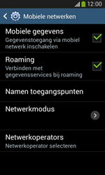 Samsung S7275 Galaxy Ace III - Internet - buitenland - Stap 9