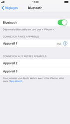Apple iPhone 6 - iOS 12 - Bluetooth - connexion Bluetooth - Étape 8