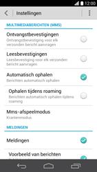 Huawei Ascend P6 LTE - MMS - probleem met ontvangen - Stap 5
