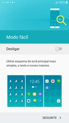 Samsung Galaxy S6 Android M - Primeiros passos - Como ligar o telemóvel pela primeira vez -  15