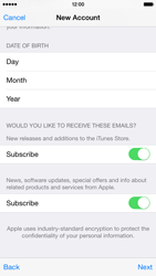 Apple iPhone 6 iOS 8 - Applications - Downloading applications - Step 18