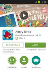 Samsung Galaxy Fame - Aplicações - Como pesquisar e instalar aplicações -  19