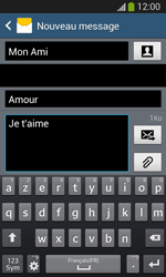 Samsung Galaxy S3 Lite (I8200) - MMS - envoi d'images - Étape 12