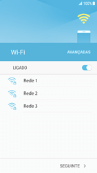 Samsung Galaxy S6 Edge - Android Nougat - Primeiros passos - Como ligar o telemóvel pela primeira vez -  5