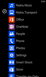 Nokia Lumia 620 - Voicemail - Manual configuration - Step 3