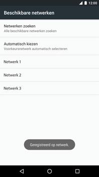 Huawei Google Nexus 6P - Netwerk - Gebruik in het buitenland - Stap 10