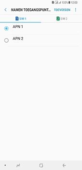Samsung Galaxy A8 Plus - Internet - handmatig instellen - Stap 19