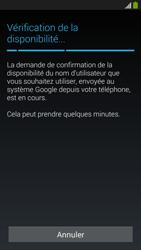 Samsung Galaxy Grand 2 4G - Premiers pas - Créer un compte - Étape 14