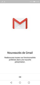 Huawei P20 - E-mail - Configuration manuelle (gmail) - Étape 4