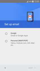 Samsung A500FU Galaxy A5 - E-mail - Manual configuration (gmail) - Step 7