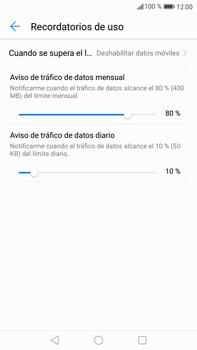 Huawei Mate 9 - Internet - Ver uso de datos - Paso 11