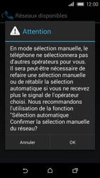 HTC Desire 320 - Réseau - Utilisation à l