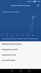 Huawei P9 Lite - Internet - Ver uso de datos - Paso 5