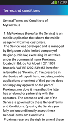 Samsung I9195 Galaxy S IV Mini LTE - Applications - MyProximus - Step 11