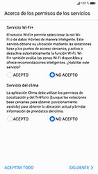Huawei P10 Lite - Primeros pasos - Activar el equipo - Paso 9
