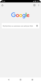 Sony Xperia XZ3 - Internet - navigation sur Internet - Étape 17