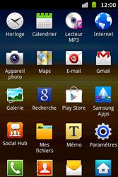 Samsung S6500D Galaxy Mini 2 - E-mail - Configuration manuelle - Étape 3