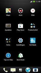 HTC One Mini - Internet - handmatig instellen - Stap 3
