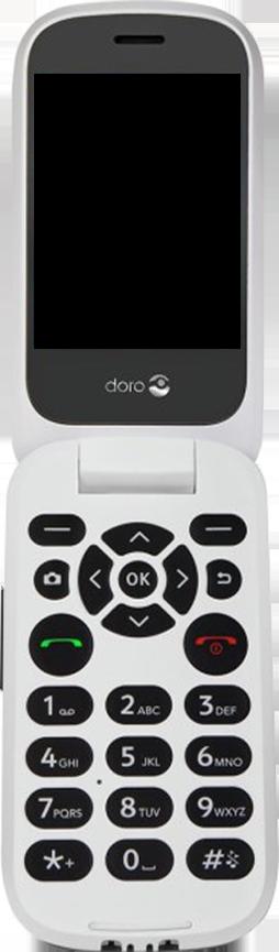 Doro 7060-model-dfc-0190 - Internet - Handmatig instellen - Stap 20