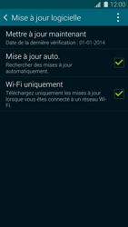 Samsung G900F Galaxy S5 - Appareil - Mises à jour - Étape 7