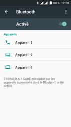 Crosscall Trekker M1 Core - Bluetooth - connexion Bluetooth - Étape 8