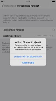 Apple iphone-6s-plus-met-ios-13-model-a1687 - WiFi - Mobiele hotspot instellen - Stap 7