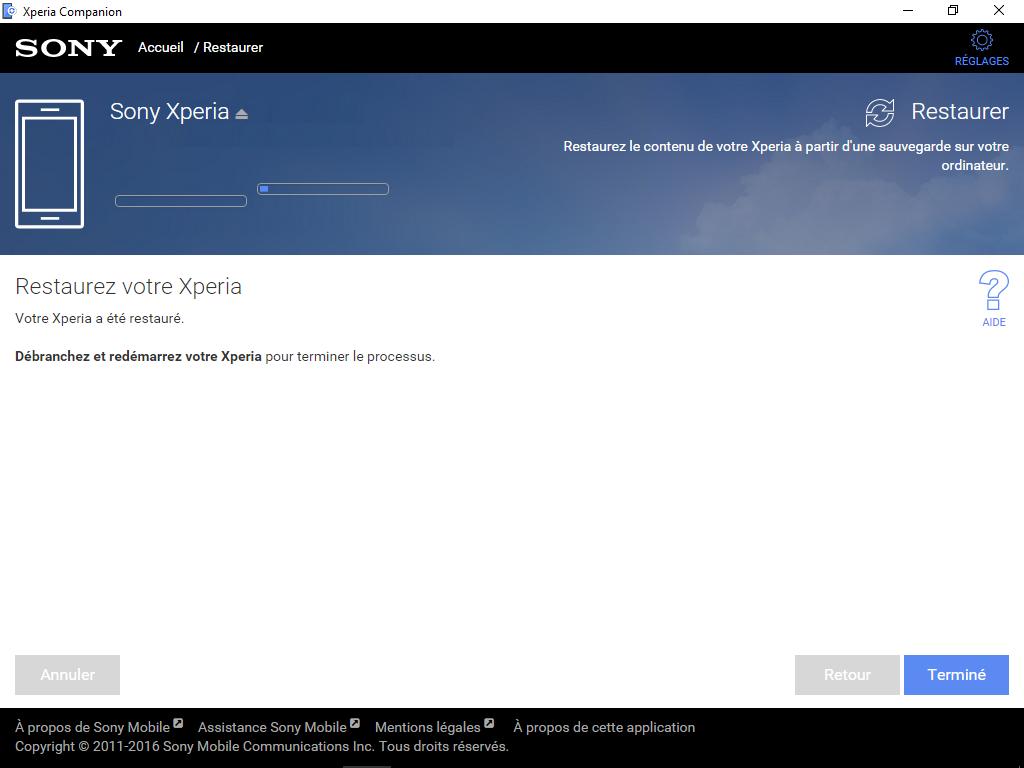 Sony Xperia XA2 - Aller plus loin - Gérer vos données avec un ordinateur - Étape 17
